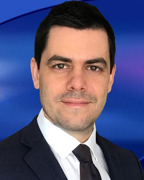 <b>Oscar Margain</b><br> Univision, Beijing